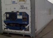 Alquiler y venta de contenedores refrigerados en sitio