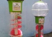 maquinas bomboneras dispensadora de chicles y dulces