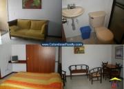 Alquiler Apartamentos Amoblados Medellin (Antioquia-Colombia) Cód.10993