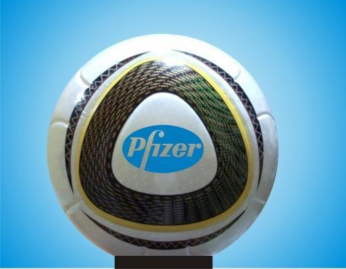 Balones publicitarios y promocionales de futbol sudafrica 2010