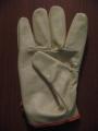 guantes industriales en vaqueta y carnaza