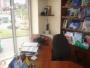 oficina calle 100 con 15 exterior 3o piso vista panoramica amoblada