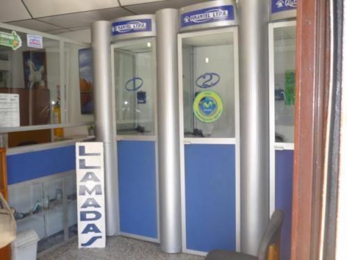 Vendo 2 cabinas telefonicas