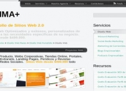 Diseño Sitios web 2.0 desde $500.000 imacolombia.com