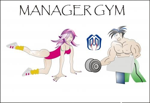 Gimnasio manager gym -spa