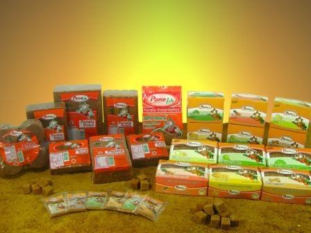 Panela instantánea natural y saborizada panelife