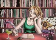 Audios libros con emociones, los personajen lloran, se rien y sienten el drama.