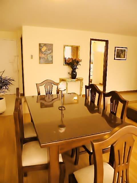 Fotos de Apartamento amoblado bogota corferias 2