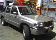 Vendo mazda b2600 modelo 2004