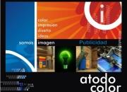 Publicidad, avisos leds, litografia, diseño de imagen