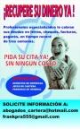 ABOGADOS ESPECIALIZADOS, CARTERA