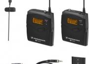 Sennheiser ew112-p g3 microfono lavalier / inalambrico