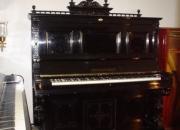 Venpermuto piano vertical heinrich schutze, alemán