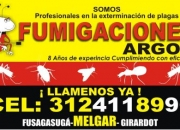 ARCON FUMIGACIONES