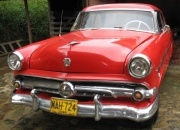 Vendo automovil ford 1954 en muy buen estado