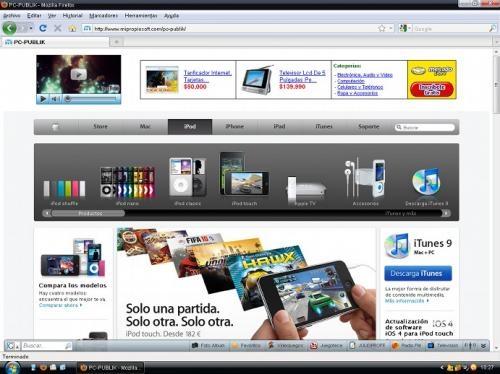 Apoye el software gratuito hecho en colombia anunciando en pc-publik (200.000 visitas/mes)