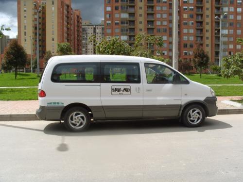 Servicio transporte empresarial y trurismo