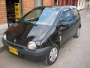 Renault twingo 2007, con 26 km, color negro $17.000.000