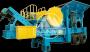 SANME: Trituradora móvil Serie PP