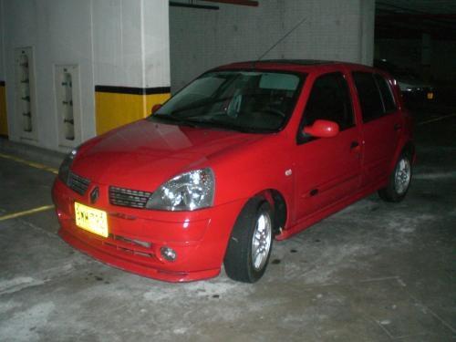 Renault clio dynamique edición especial 2006