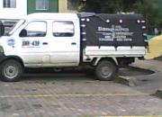 Se ofrece camioneta chana mixta con conductor, dentro y fuera de la ciudad,
