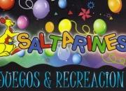 SALTARINESJR.COM Alquiler de inflables fiestas infantiles