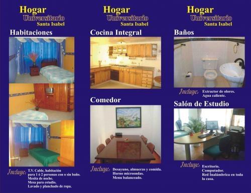 Habitaciones amobladas universitarios y viajeros