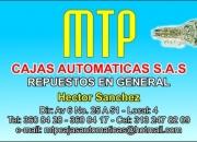 MTP CAJAS AUTOMATICAS SAS