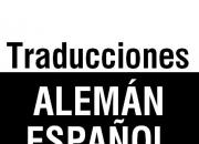 Traducciones no oficiales español - alemán