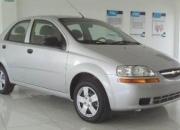 Alquilo vehiculo Aveo 2011 7dias las 24 horas disponible con Conductor Rent a car daily.