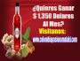 Zrii en Colombia quieres ganar $ 1,350 dolares al mes.