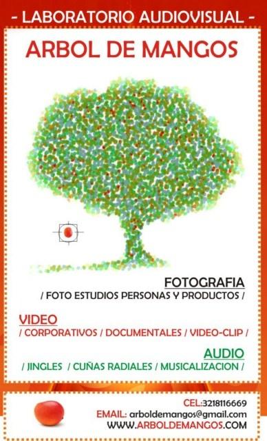 Laboratorio audiovisual arbol de mangos / fotografia - video ? audio