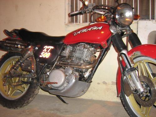 Fotos de Moto yamaha xt 500 3