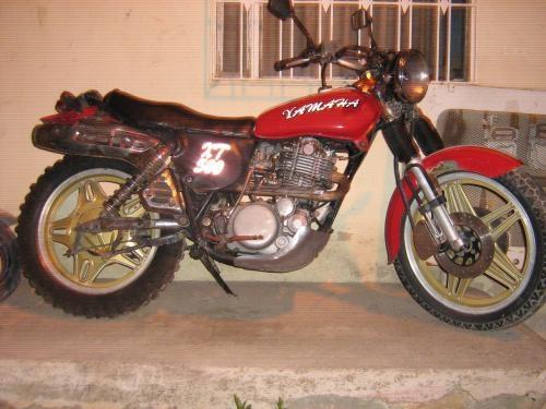 Fotos de Moto yamaha xt 500 1