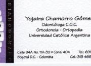 Ortodoncia- ortopedia  dra. yojaira chamorro