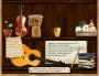 violin organeta guitarra 3595261 enfasis en  niños desde tres años