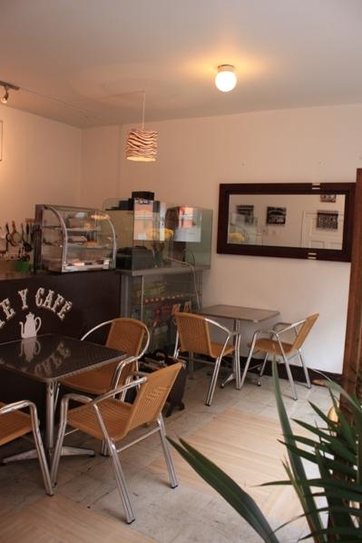 Fotos de Vendo hermoso café en la candelaria centro 1