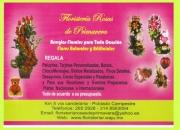 Arreglos florales económicos y bellos