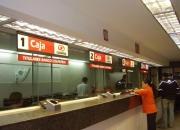 Señalización bancaria