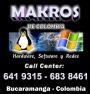MANTENIMIENTO DE COMPUTADORES BUCARAMANGA - (7) 6419315 - 301 2850698-