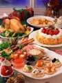 comidas navideñas y eventos