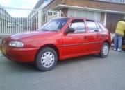 Vendo volkswagen 99 4 puertas