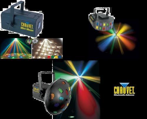Alquiler de sonido y luces