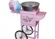 Maquina algodón de azucar alquiler bogota