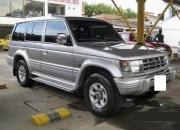 Ojo, aproveche espectacular camioneta montero mitsubishi mod 2000 baratisima