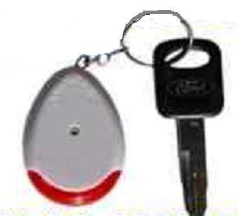 Llavero electronico inteligente que silba y encuentra sus llaves $23.900