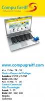 Computadores portatiles con el mejor sistema de garantias CompuGreiff