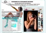 ACADEMIA DE FOTOGRAFIA EN BOGOTA ENFOQUE, CURSOS Y TALLERES.