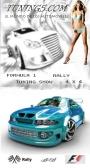 El mundo deportivo de los Autos. Rally, expo tuning, formula 1, 4x4, etc.