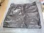 Pantalon y Falda en Cuero